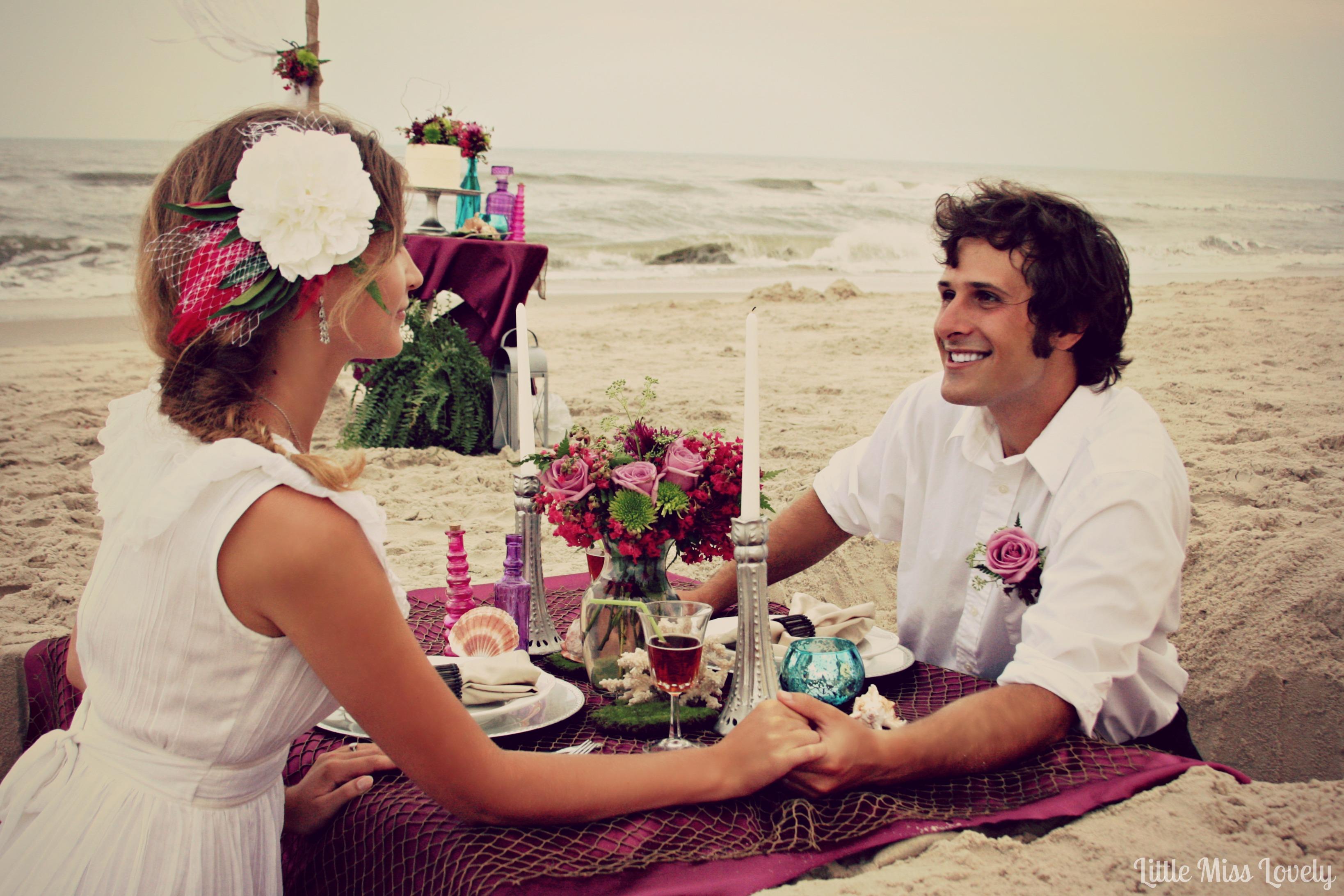 Maust Wedding