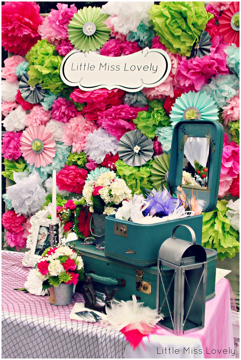 Little Miss Lovely Booth Berlin MD