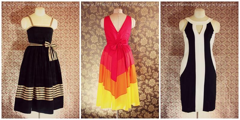 Little Miss Lovely Vintage Dresses