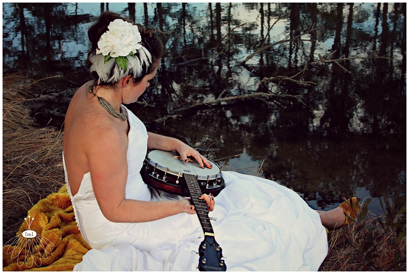 Down by the River, Berlin, MD - Bridal Banjo