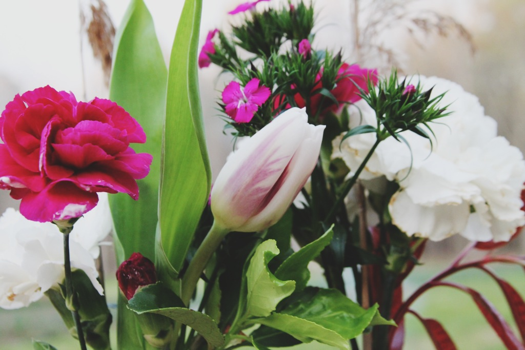 Little Miss Lovely Flower Grower - The Good Farm - Eleven Forks Dinner (2)