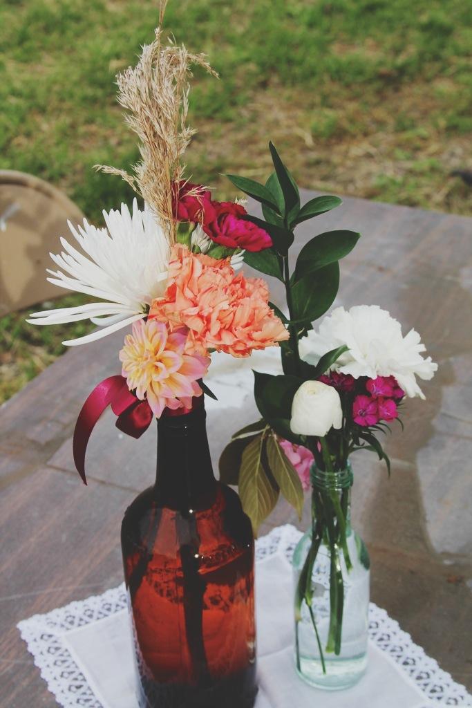 Little Miss Lovely Flower Grower - The Good Farm - Eleven Forks Dinner (7)