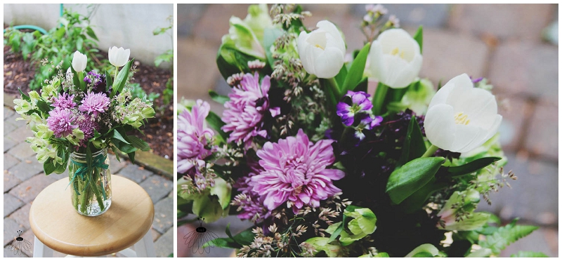 Little Miss Lovely Mother's Day Arrangements (7)