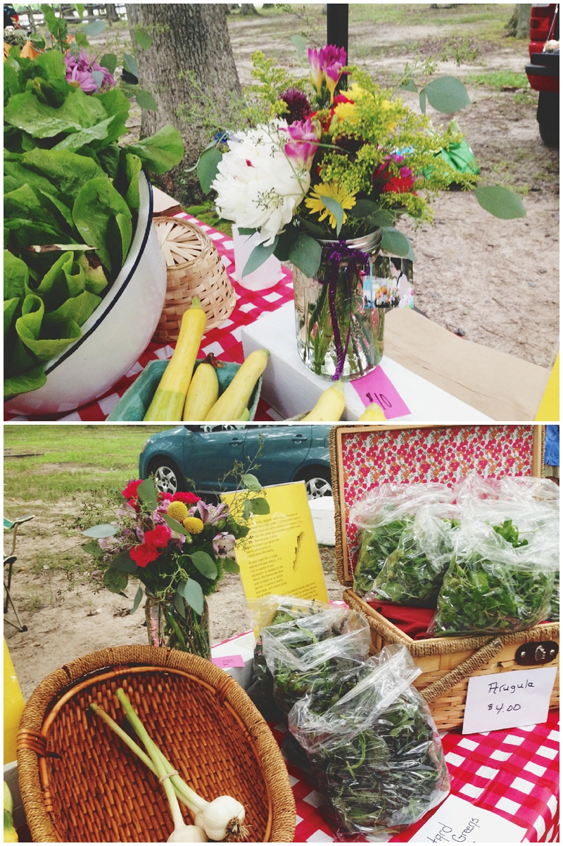 little miss lovely flower arrangements at farmers market