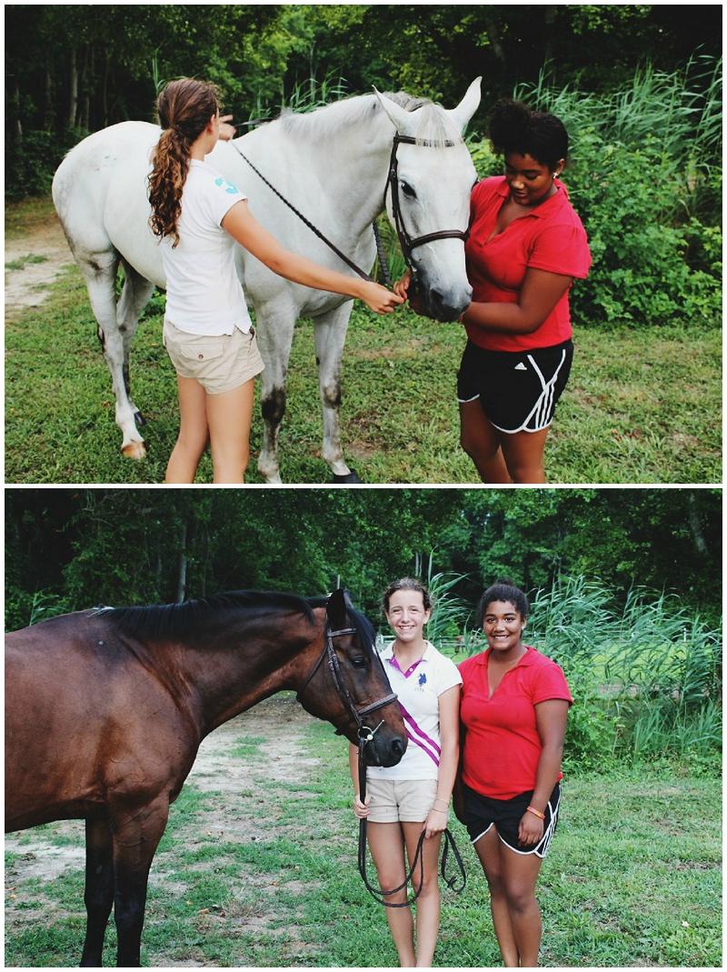Little Miss Lovely - Bohemian Horse Shoot - Raggamuffin - Florist (13)