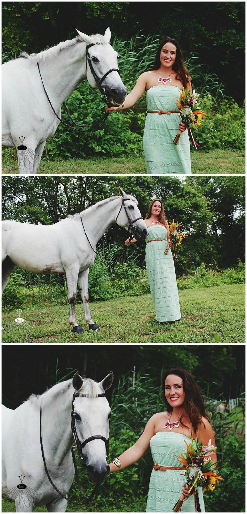 Little Miss Lovely - Bohemian Horse Shoot - Raggamuffin - Florist (16)