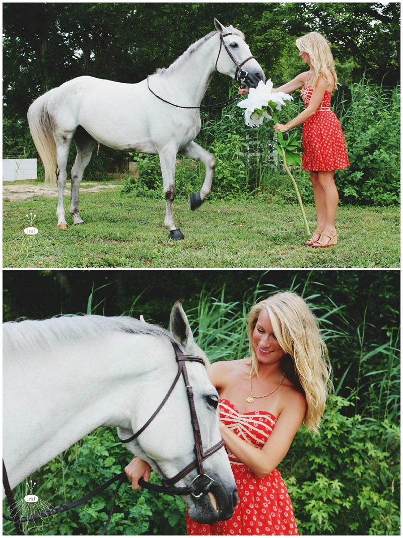 Little Miss Lovely - Bohemian Horse Shoot - Raggamuffin - Florist (17)