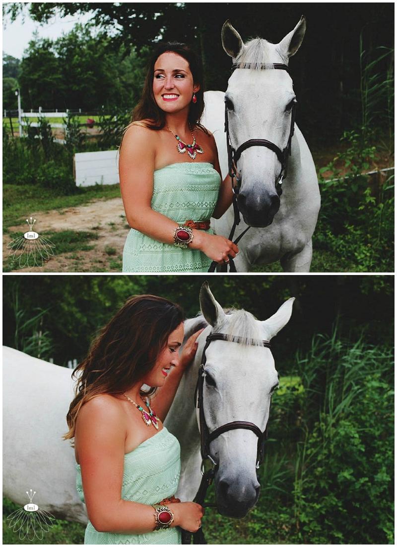 Little Miss Lovely - Bohemian Horse Shoot - Raggamuffin - Florist (20)