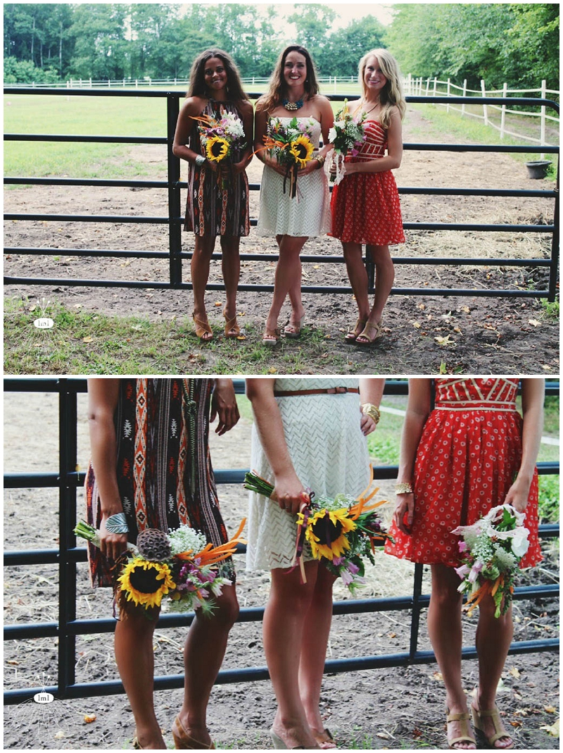Little Miss Lovely - Bohemian Horse Shoot - Raggamuffin - Florist (24)