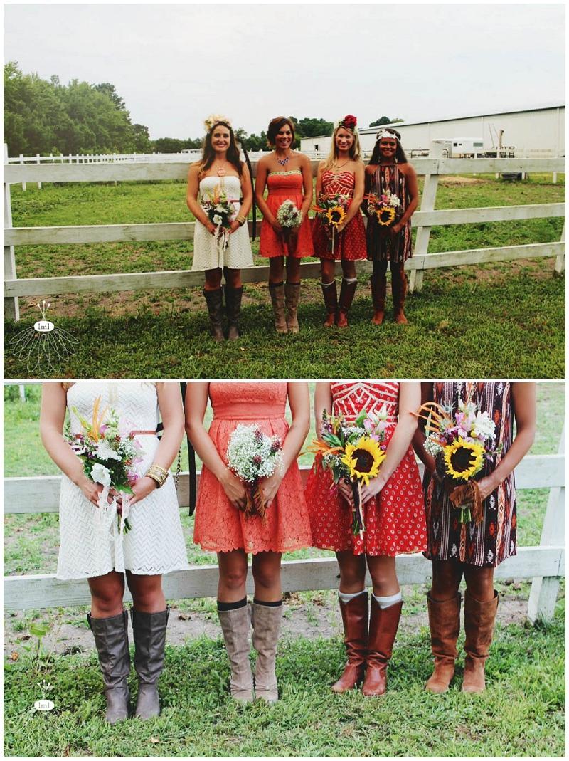 Little Miss Lovely - Bohemian Horse Shoot - Raggamuffin - Florist (28)