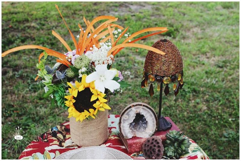 Little Miss Lovely - Bohemian Horse Shoot - Raggamuffin - Florist (7)