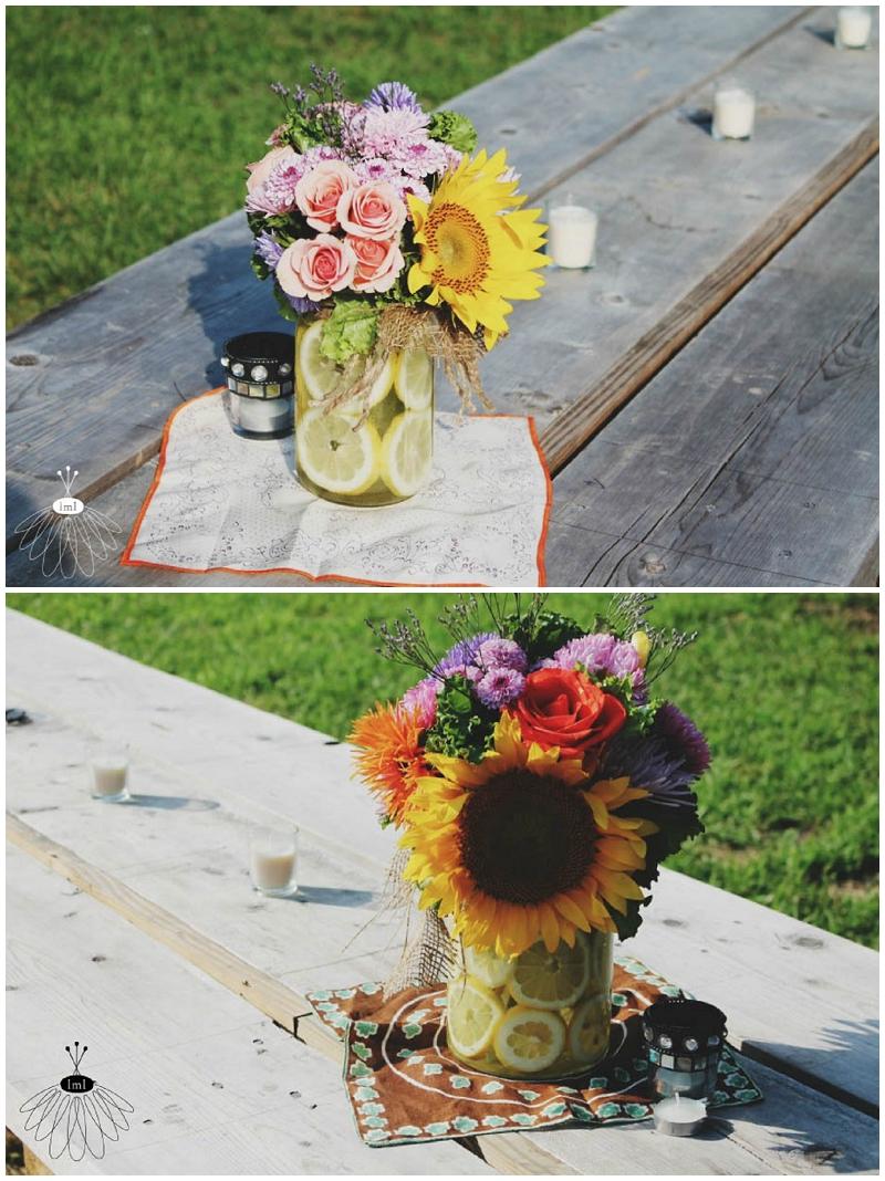 little miss lovely lemon slice arrangements flowers