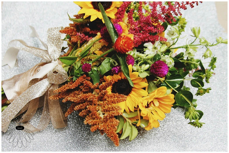 Little Miss Lovely - Wildflower Beach Wedding - Assateague Island - Florist (1)