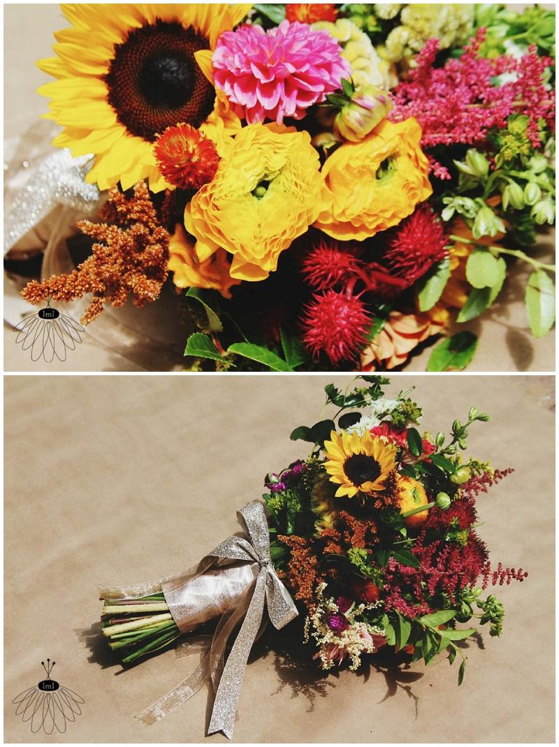 Little Miss Lovely - Wildflower Beach Wedding - Assateague Island - Florist (11)