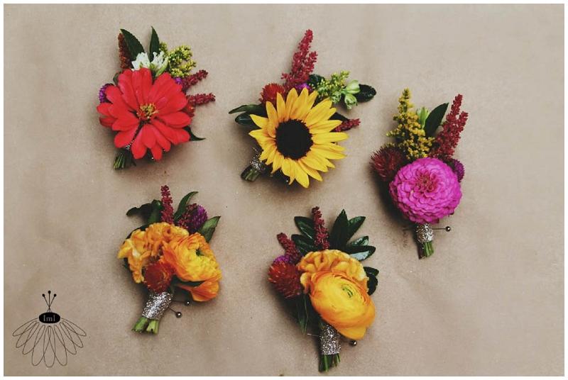 Little Miss Lovely - Wildflower Beach Wedding - Assateague Island - Florist (3)