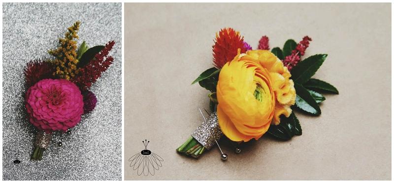 Little Miss Lovely - Wildflower Beach Wedding - Assateague Island - Florist (5)