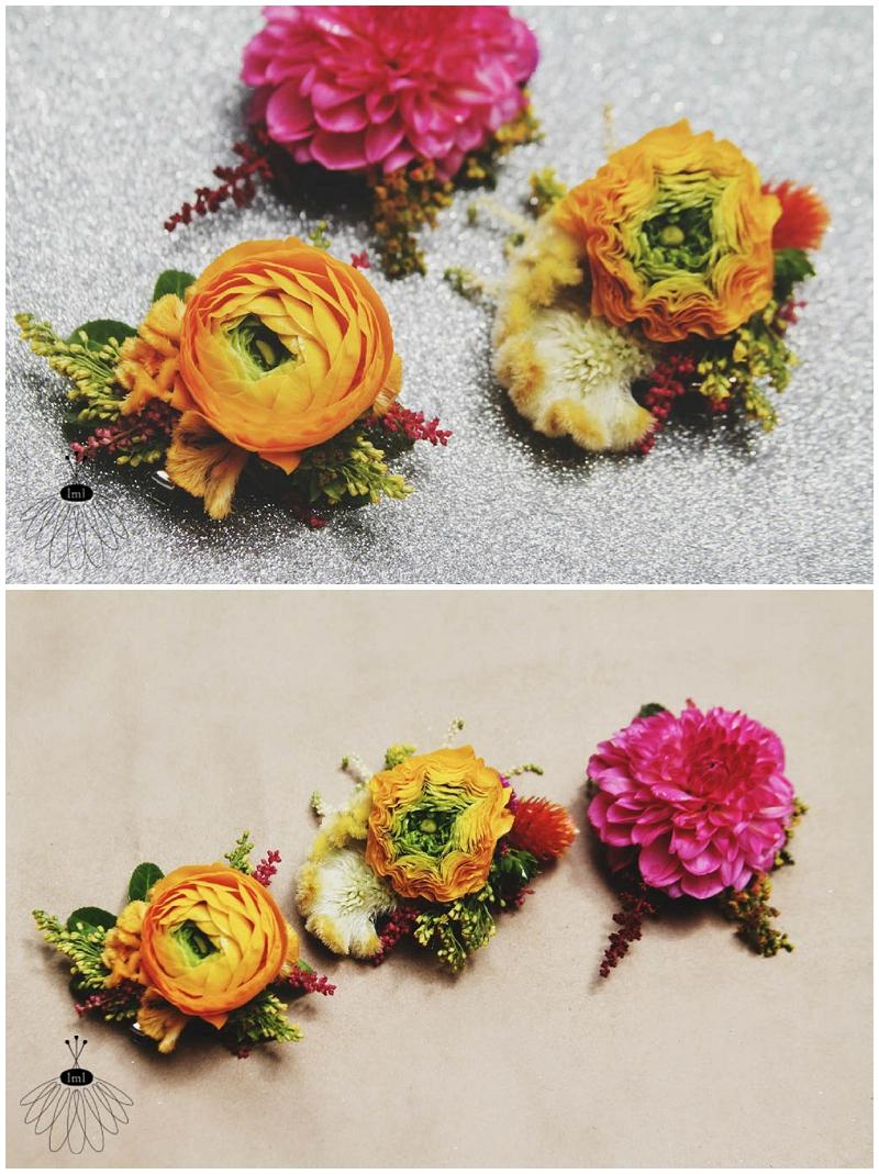 Little Miss Lovely - Wildflower Beach Wedding - Assateague Island - Florist (8)