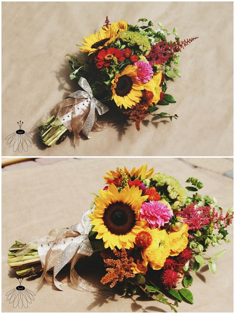 Little Miss Lovely - Wildflower Beach Wedding - Assateague Island - Florist (9)