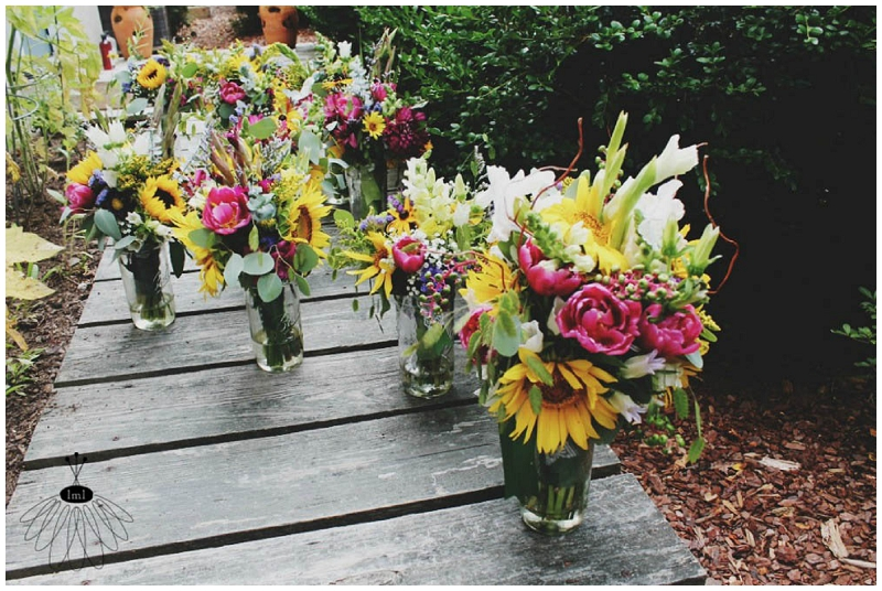 Little Miss Lovely Wildflower Bouquets