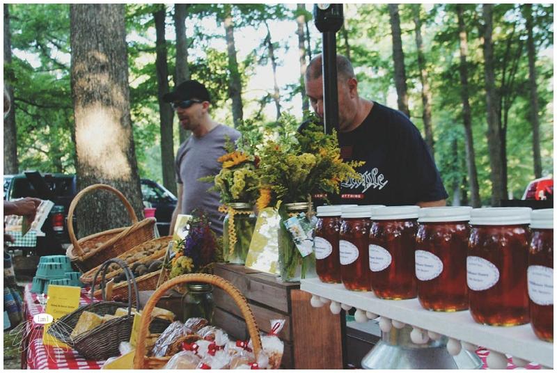 Ocean Pines Farmers Market - Little Miss Lovely - The Good Farm - Flowers & Honey (1)