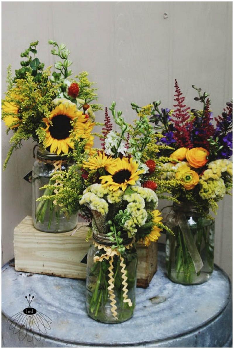 Ocean Pines Farmers Market - Little Miss Lovely - The Good Farm - Flowers & Honey (2)
