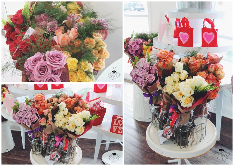 Little Miss Lovely - Rose Bouquets - Yummy Sweet Shop - Ocean Pines MD