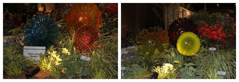 Little Miss Lovely Philadelphia Flower Show Jeffrey Auxer Glass Designs 1
