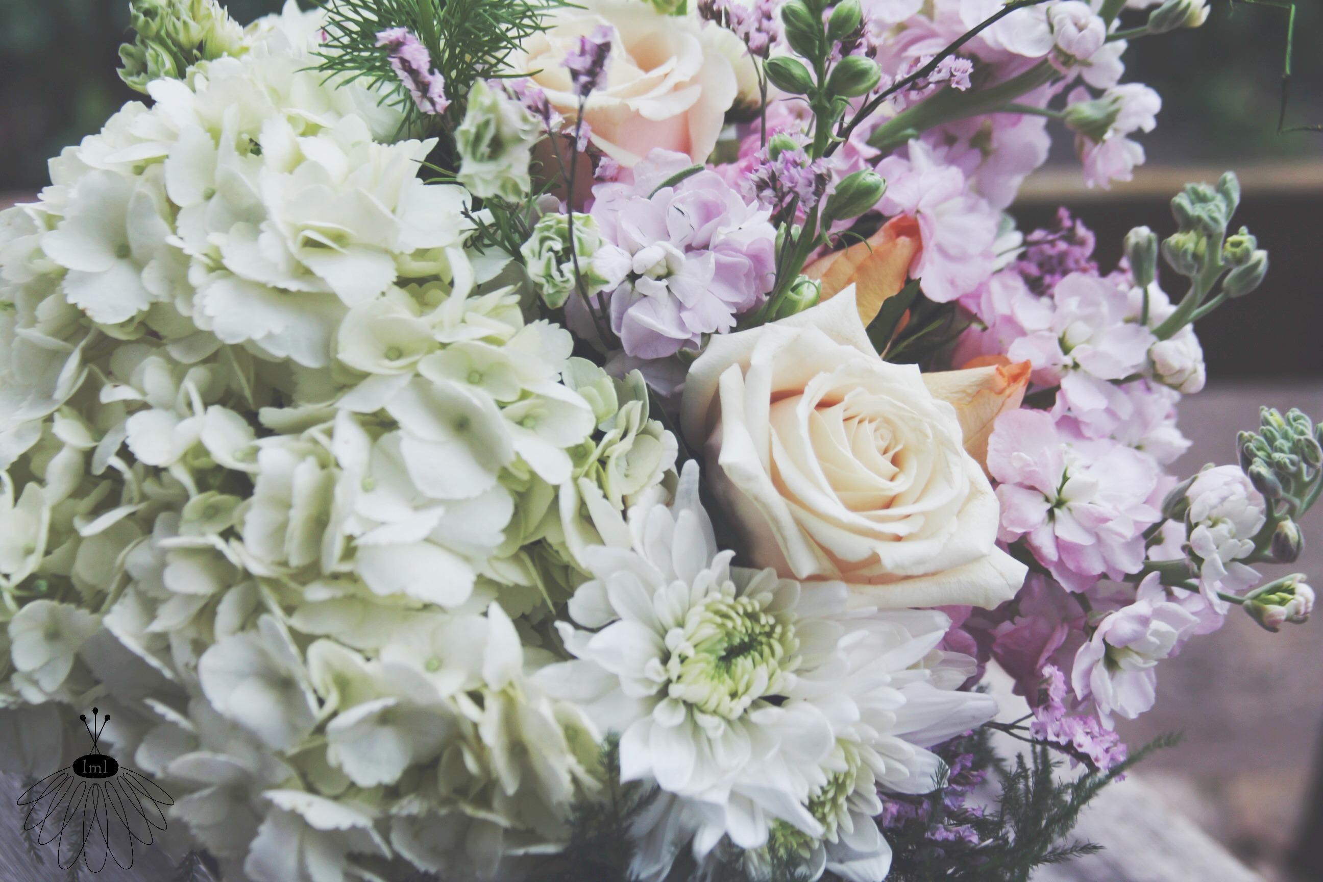 Little Miss Lovely // Wedding Florist // Berlin, MD