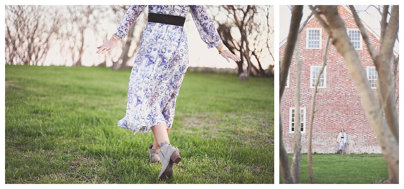 Woodsy Bohemian Spring Styled Bridal Shoot // Little Miss Lovely // Boots from South Moon Under