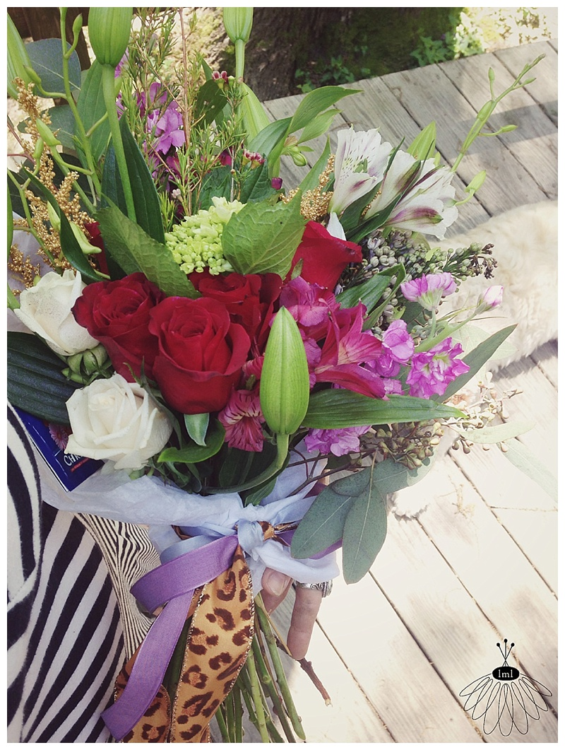 prom queen presentation bouquet // little miss lovely