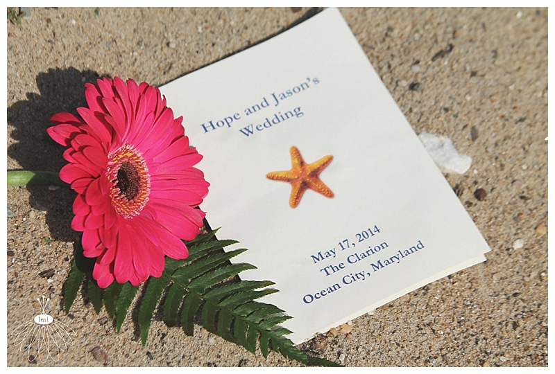 little miss lovely // ocean city md wedding florist