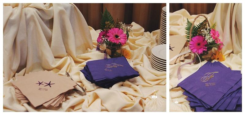 little miss lovely // ocean city md wedding florist