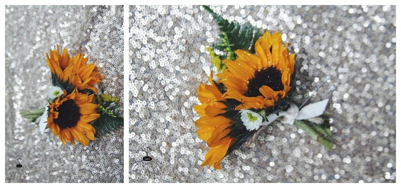 little miss lovely // wedding florist // salisbury, md // groom's boutonniere