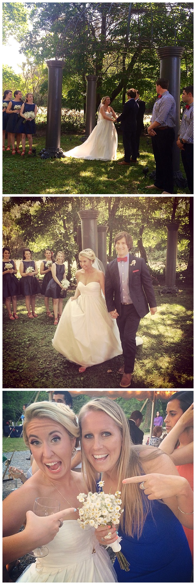 little miss lovely // nautical red white blue wedding // instagram // merry sherwood plantation // berlin, md
