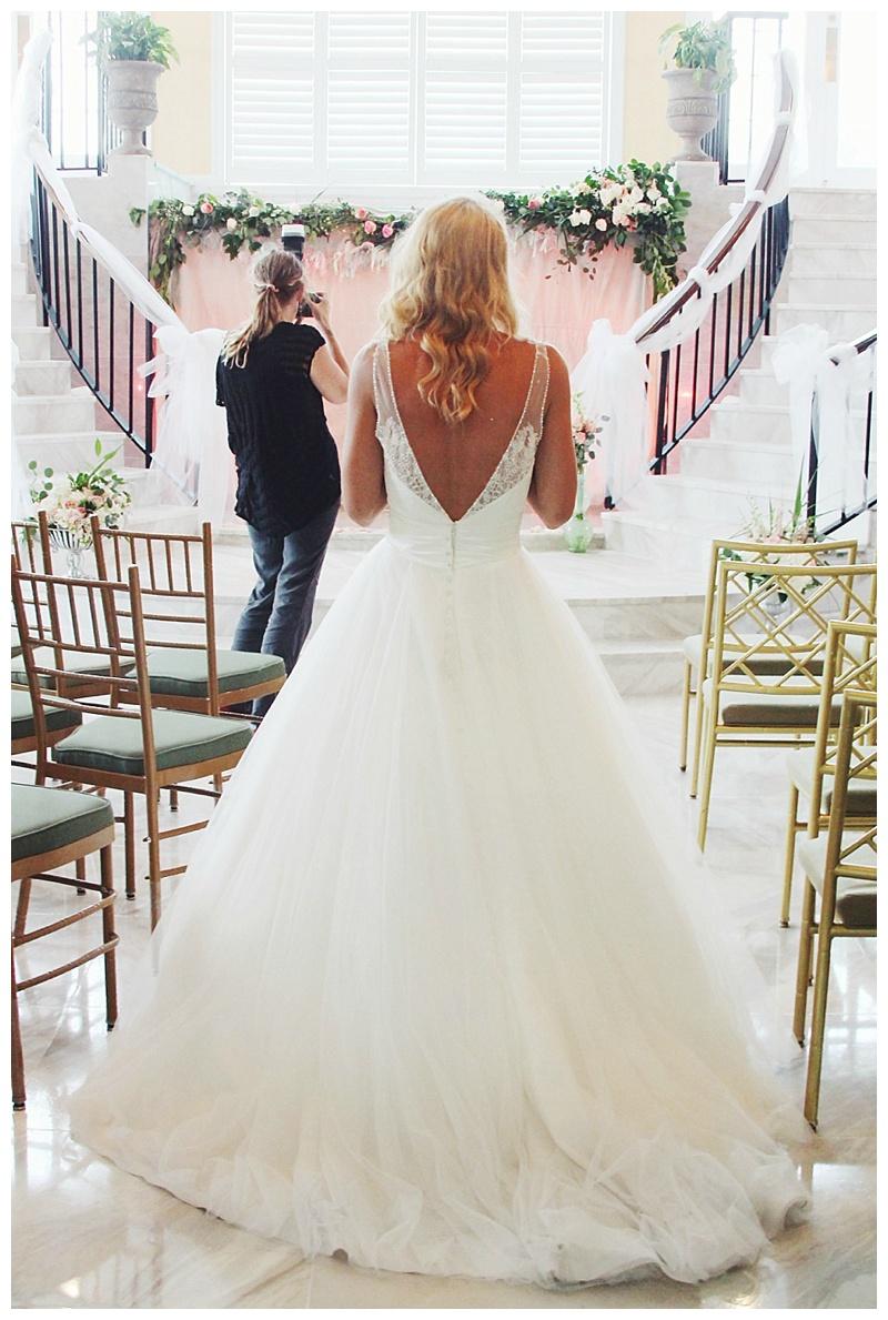 little miss lovely // ocean city md wedding florist // coconut malorie // julie stilts tyler rolig