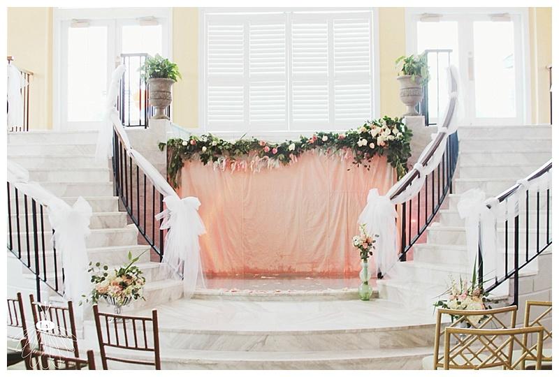 little miss lovely // ocean city md wedding florist // coconut malorie