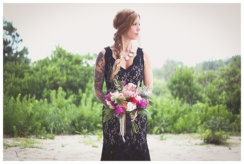 little miss lovely // berlin maryland florist // midcentury modern 1960s bridal inspiration