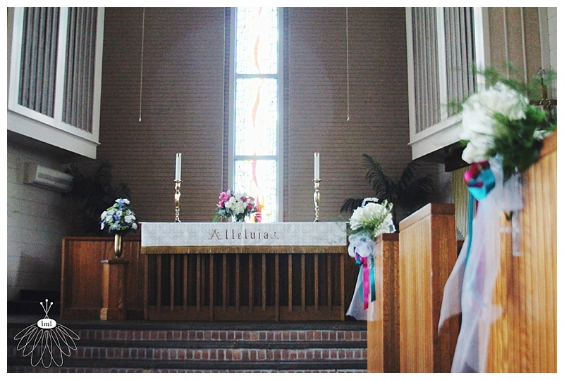 Little Miss Lovely // First Presbyterian Church Wedding Ocean City Maryland