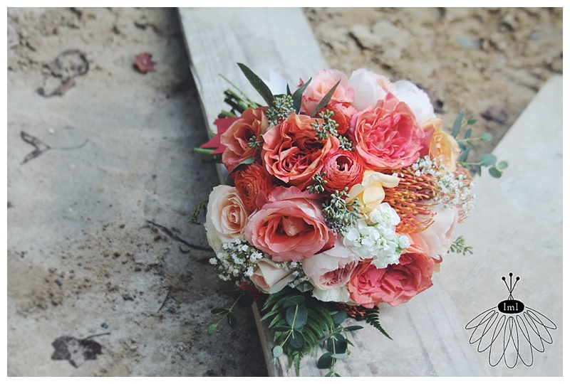 little miss lovely // rehoboth beach wedding florist