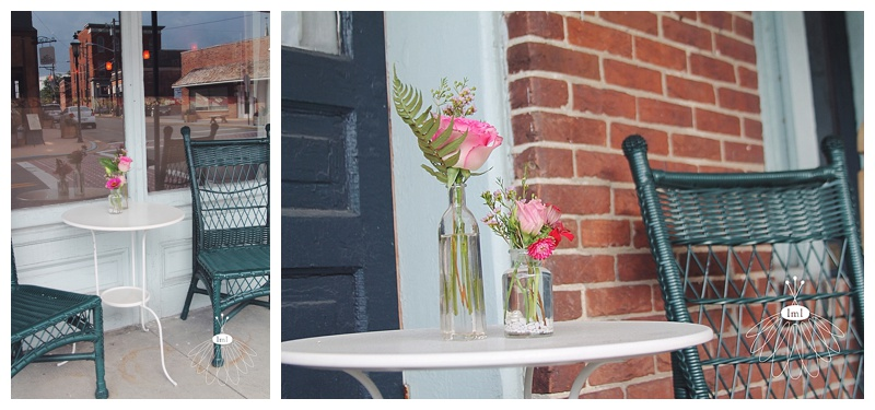 Little Miss Lovely // Snow Hill Maryland Florist The Blue Dog Cafe Flower Arrangements
