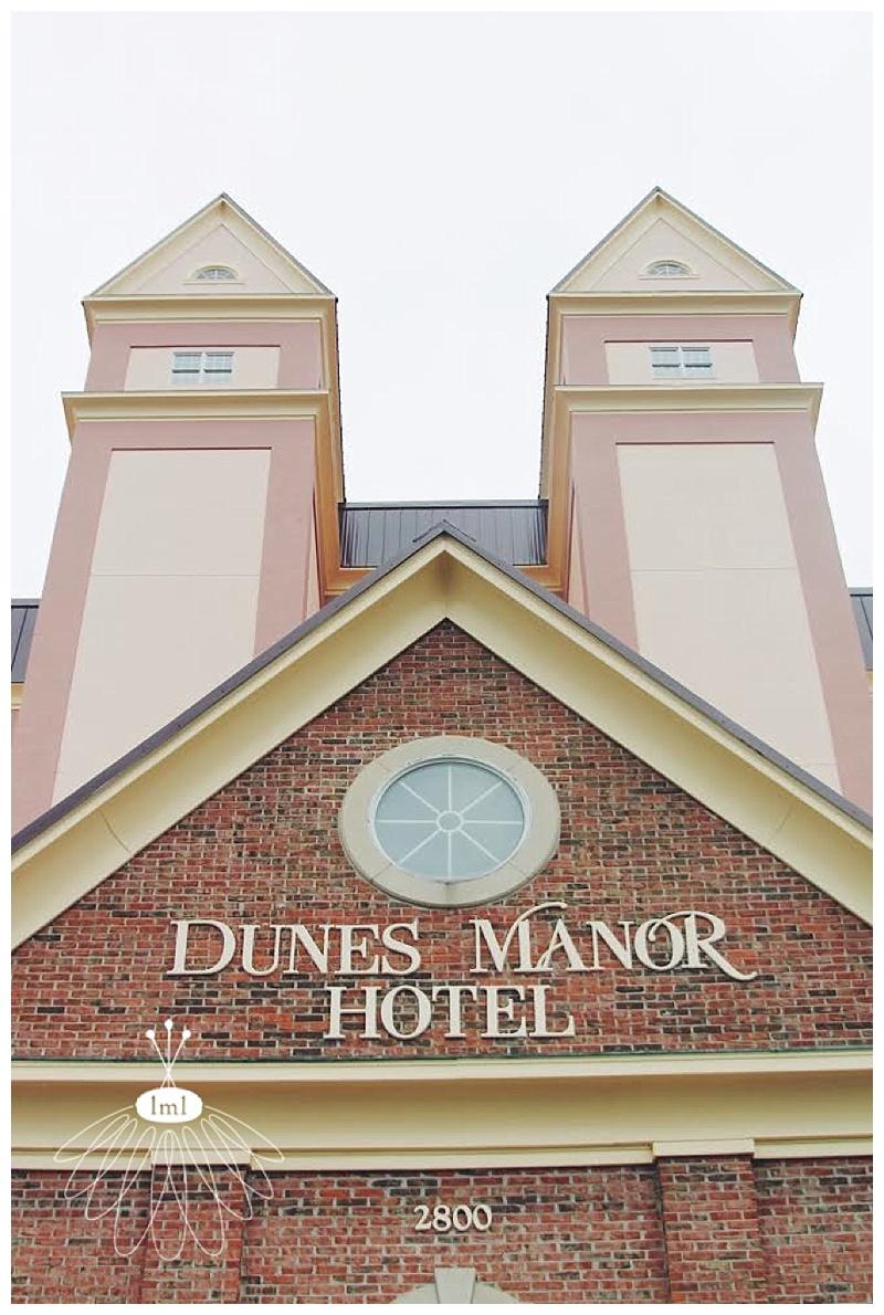 little miss lovely // ocean city wedding florist dunes manor hotel wedding