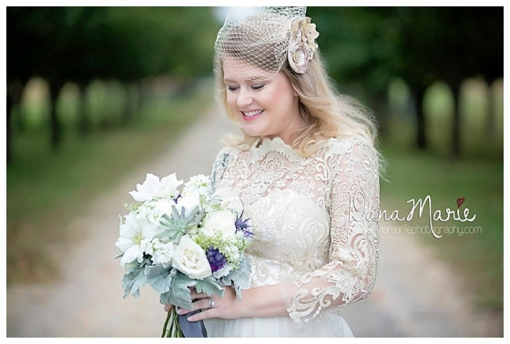 dana marie photography // little miss lovely floral design
