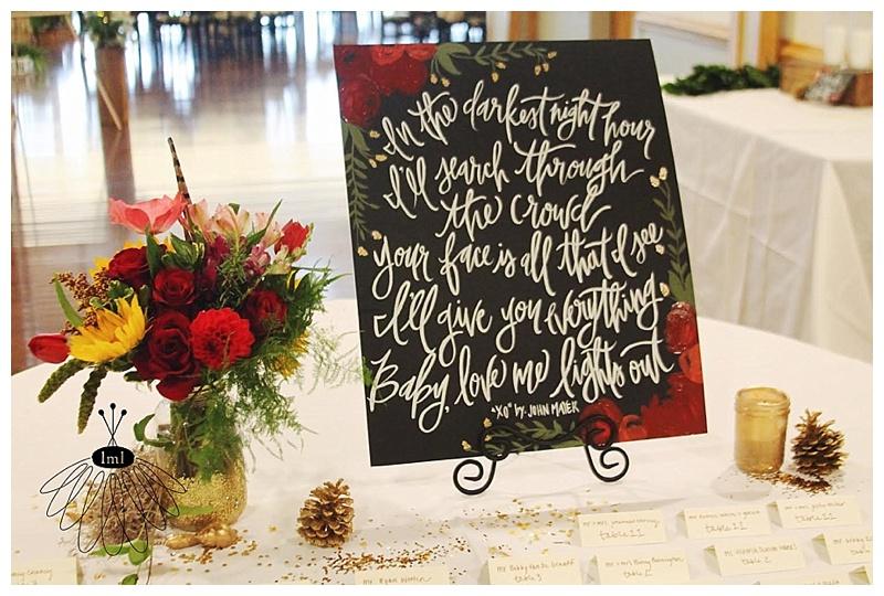 little miss lovely // ocean pines md wedding florist