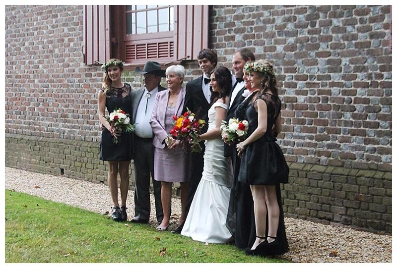 little miss lovely wedding flowers