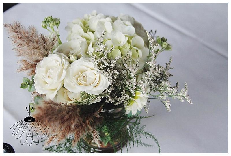 little miss lovely // ocean city maryland wedding florist harrisons harbor watch wedding reception