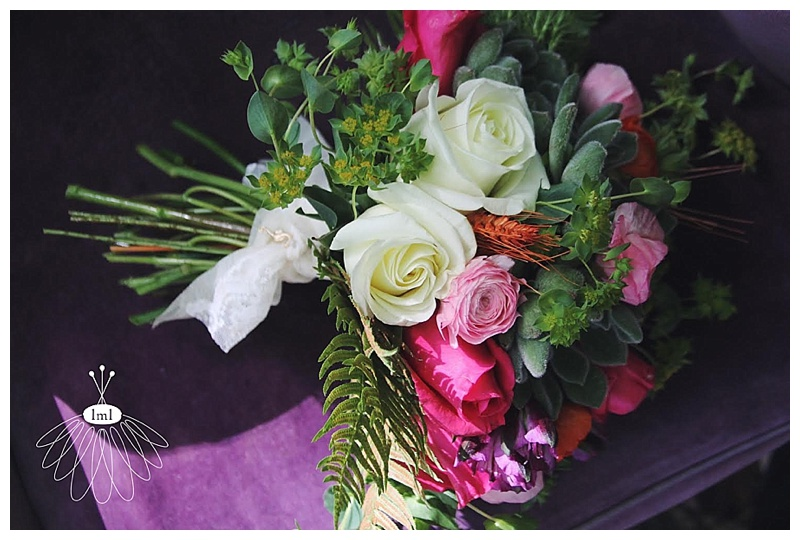 waterman's seafood wedding reception // little miss lovely // ocean city md wedding florist