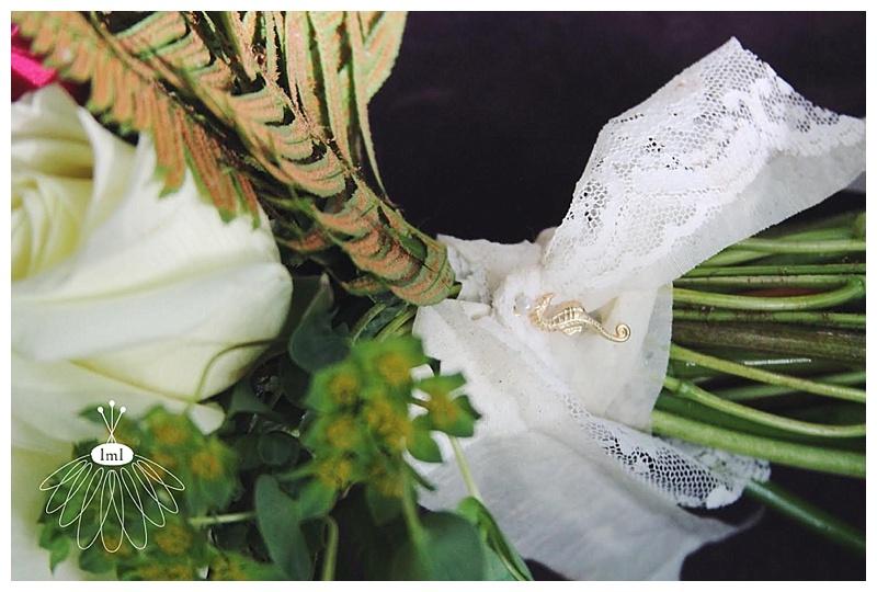 colorful succulent wedding bouquet // little miss lovely // ocean city maryland wedding florist