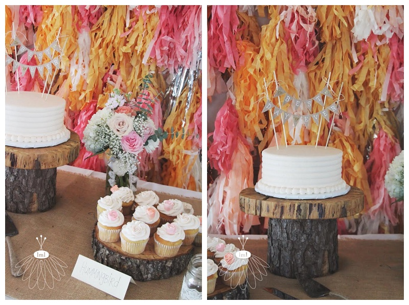 miss patti cake display // ocean pines yacht club // little miss lovely wedding florist