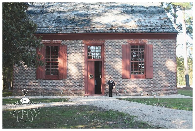 historic saint martins wedding // berlin maryland