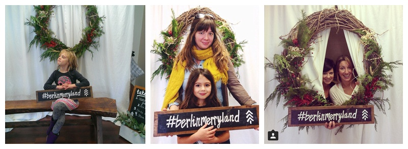 berlinmerryland // berlin maryland florist little miss lovely holiday